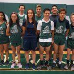 Da Vinci cross country team